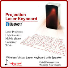 projection bluetooth magic cube wireless virtual laser keyboard for phone, tablet, pc