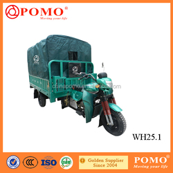 Popular Water Cooled Gasoline Cargo 250CC Chinese Motorcycles For Sale With Canvas