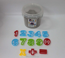 DIY MAGIC POWER OF PLAY SAND, SMART SAND, MODELING SAND