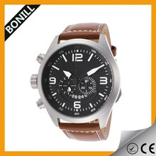 fashion cool sport watches for teenagers, flat sport watches for men