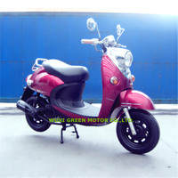 gas scooter factory direct 49CC vespa style
