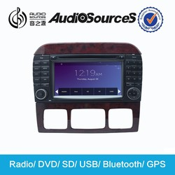 mercede benzs mb100 parts support canbus with MFD SWC IPAS OPS Radio RDS Lossess Music