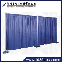 Wedding Event Supplies Portable Fabric Backdrop Decor Pipe And Drape