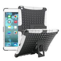 hybrid case for ipad mini 3 with armor stand case for iPad mini 3