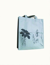 alibaba express hot sale standard size cotton tote bag, 2015 new latest 100% cotton tote bag, shopping bags factory