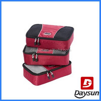 Travel packing mesh bag ,packing cubes small