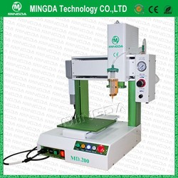 Factory sale epoxy dispensing equipment High accuracy Dispensing Systems MINGDA hot melt glue dispenser