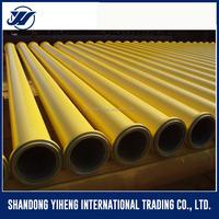 schwing parts wear resisting reinforced concrete pump pipe line