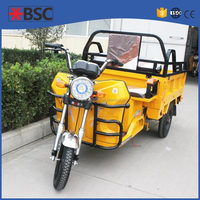 High quality Motor /electric/solar power electric tricycle taxi for adult