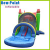 0.55 mm PVC Hippo Giant Inflatable Water Slide For kids