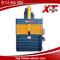 Hydraulic baler for waste carton / waste paper baler machine