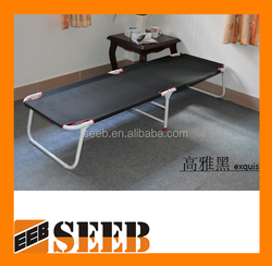 High-quality lightweight folding beach bed price of folding bed cheap folding bed