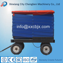 easy operation hydraulic personal lift with CE ISO marked
