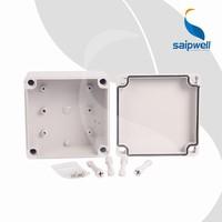 Saip/Saipwell ABS waterproof DS-AG-1212-S 125*125*75MM IP65 Industrial Instrument Enclosures
