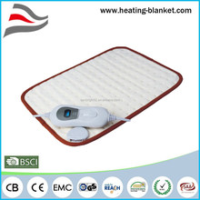 CE GS Overheating Protection MaxHeat Washable Heating Pad Large Therapy
