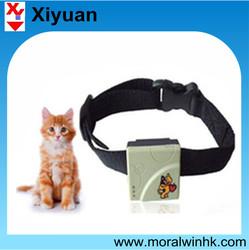 Manufacturer Original TK201-2 Micro Pet GPS Tracker Cat with Geo-fence Alarm