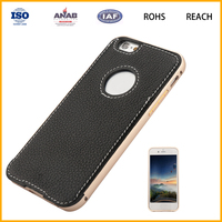 China supplier leather phone case for asus zenfone 6