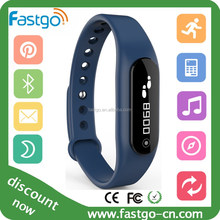 Hot new products for 2015, fashionable latest popular fitness bracelets, bluetooth low energy hand band