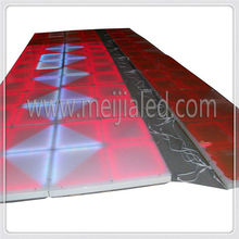 party disco/DJ lighting led dancing floor