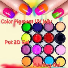 soak off led uv gel nail polish camouflage uv gel think color uv gel jelly