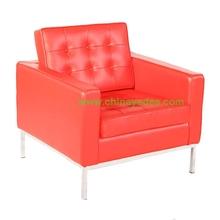 Knoll Leather Sofa modern classic contemporary reproduction retro furniture Knoll Leather Sofa