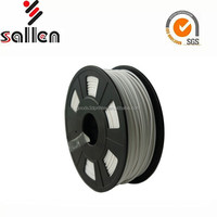 [Sallen] 3.0mm MSDS Lower print temperature OEM 3d filament abs in other plastic rods manufacturer