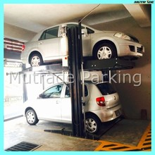 hydraulic stack parking system car lift