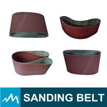 Top quality customized sanding belt for wood or metal
