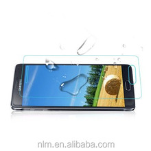 LCD full screen tempered glass screen protector For samsung galaxy A7