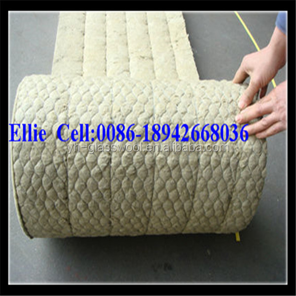 Rock wool with wire mesh mineral wool mattress sewed wire for Buy mineral wool