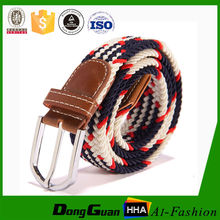 Elastic Double stitching changeable belts