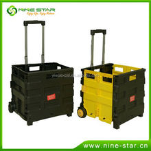 Factory supplier newest custom design cage trolley 2015