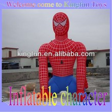 2013 Spiderman inflatable cartoon character