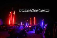 Chset New type LED Tribal Whips light for ATV UTV Off Road