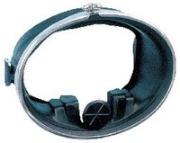 PANAMA rubber diving mask from France