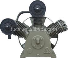 90*2 65*1 cylinder 100% oil free Model FC -0.6/12 piston compressor pump