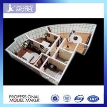 Design de interiores modelo confecção / modelos em 3d para dentro