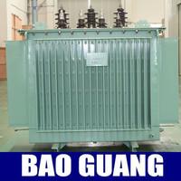IEC three phase 100 kva 200 kva 500 kva oil power transformer