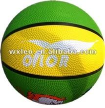 cheap price outdoor top seller basketballs