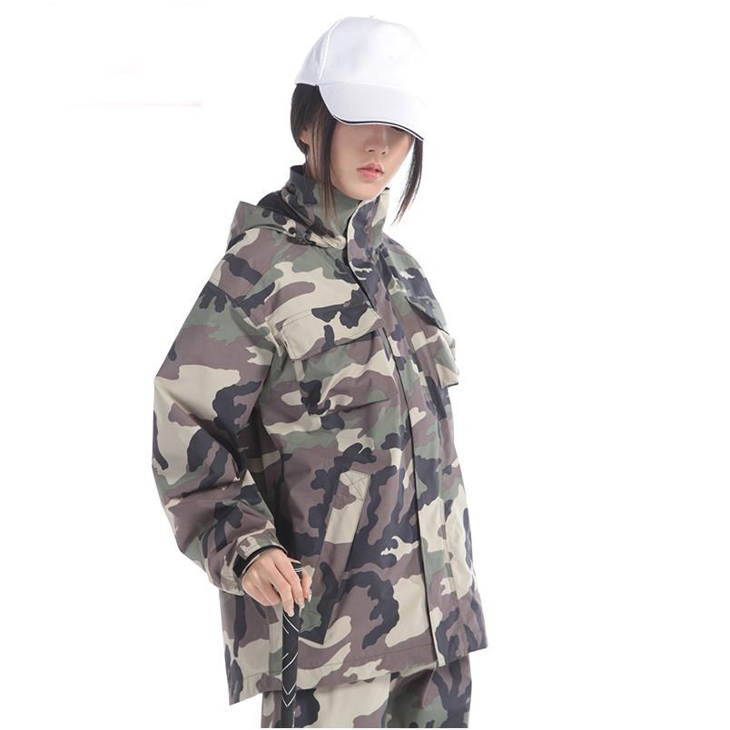 Outdoor Raincoat 11
