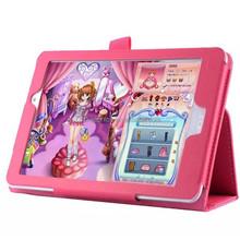 Textured PU Leather Ultra Slim Universal Tablet Case With Stand,8 Inch Universal Tablet Case