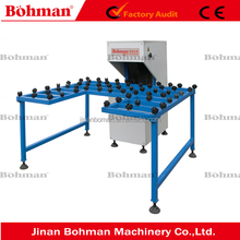 High-efficiency Manual Operation All Shapes Beveling Glass Polishing Machine