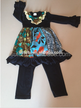 Childrens boutique clothing fall 2015 birds in girls clothing autumn new girls boutique clothing girl baby boutique clothing