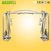 commercial fitness equipment cable crossover machine/gym machines
