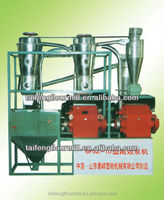 Home use high quality best price sorghum/rice/pepper/salt/wheat flour mill with price for sale