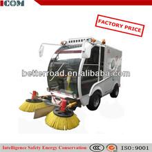 street sweeper truck / Motor power 4(kw)