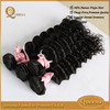 Alibaba express factory price unprocessed cheap peruvian deep curly wavy hair