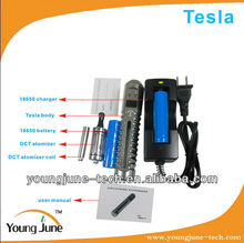2013 newest product for advanced vaporizer of tesla from YoungJune and is very poplar in market and your good choice!