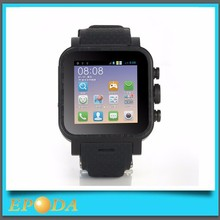 2015 Latest Touch Screen China Smart Watch Phone Hot Wholesale