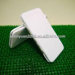 Simple Design China Wholesale Multifunctional aluminum metal wallet